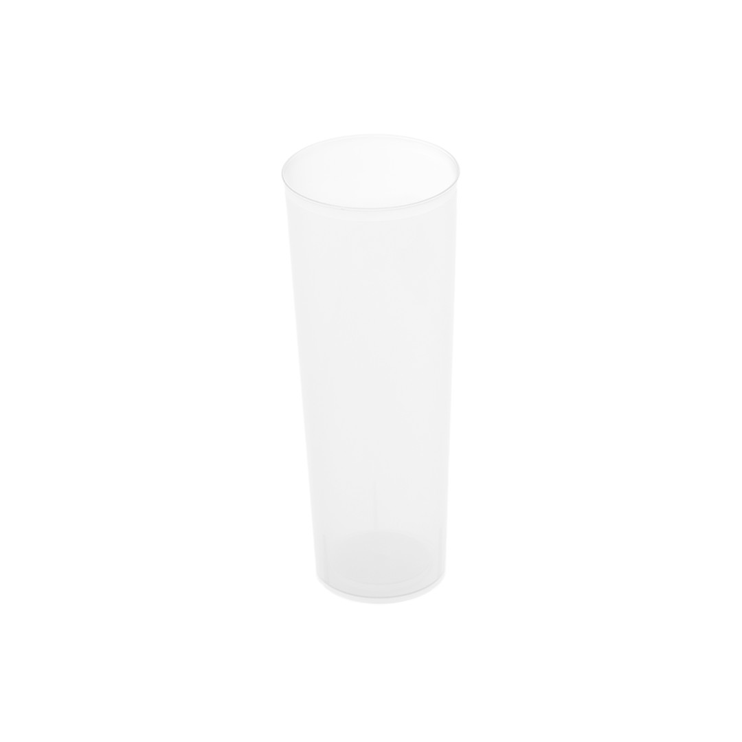 Long Drink Glass Pevic - Transparent