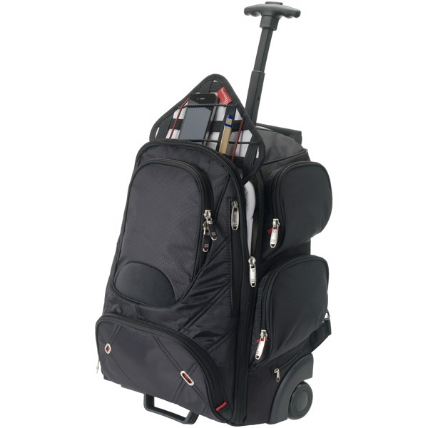 "Proton 17"" Trolley-Laptop-Rucksack"