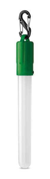 LATOK. Tubular torch - Green