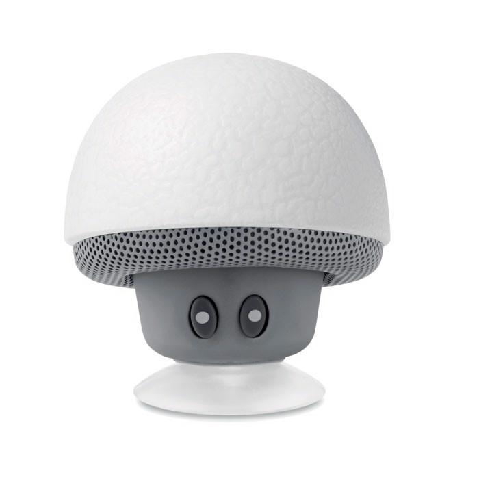 Prenosni zvočnik z lučko v obliki gobe Mushroom