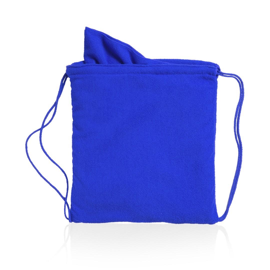 Mochila Toalla Kirk - Azul