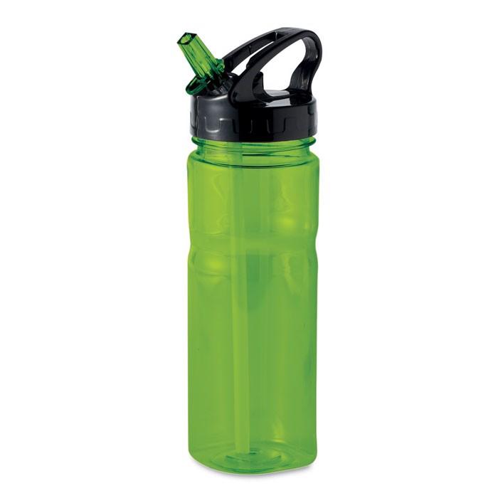 500 ml PCTG bottle Nina - Transparent Lime