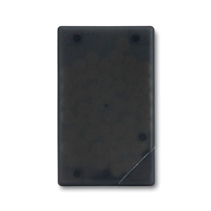 Mint dispenser Mintcard - Transparent Grey