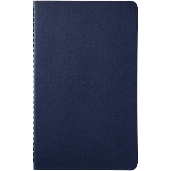 Cahier Journal L - plain - Indigo blue