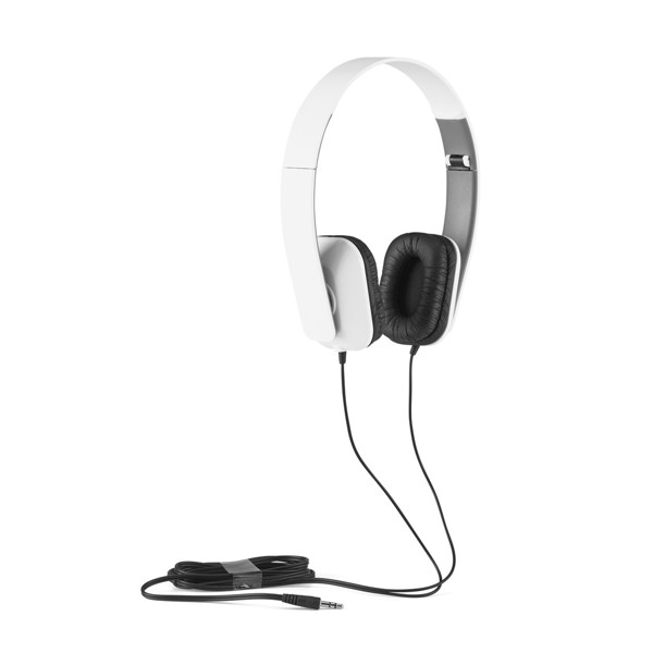 GOODALL. Foldable headphones - White