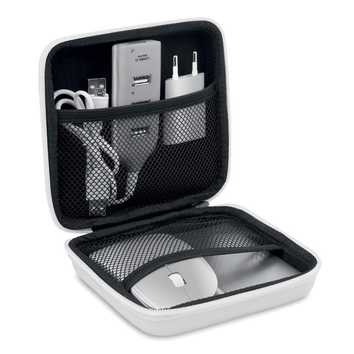 Computer-Accessoires Powerset - weiß