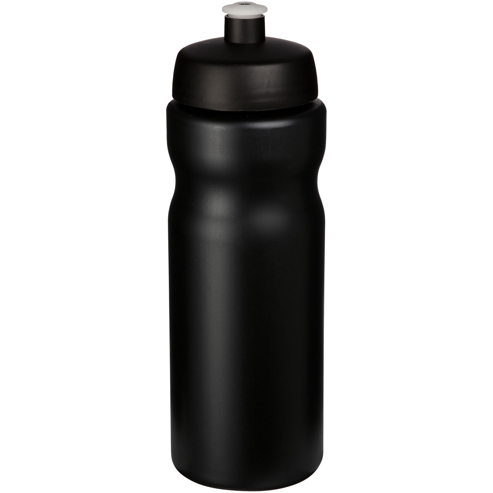 Baseline® Plus 650 ml sport bottle - Solid black