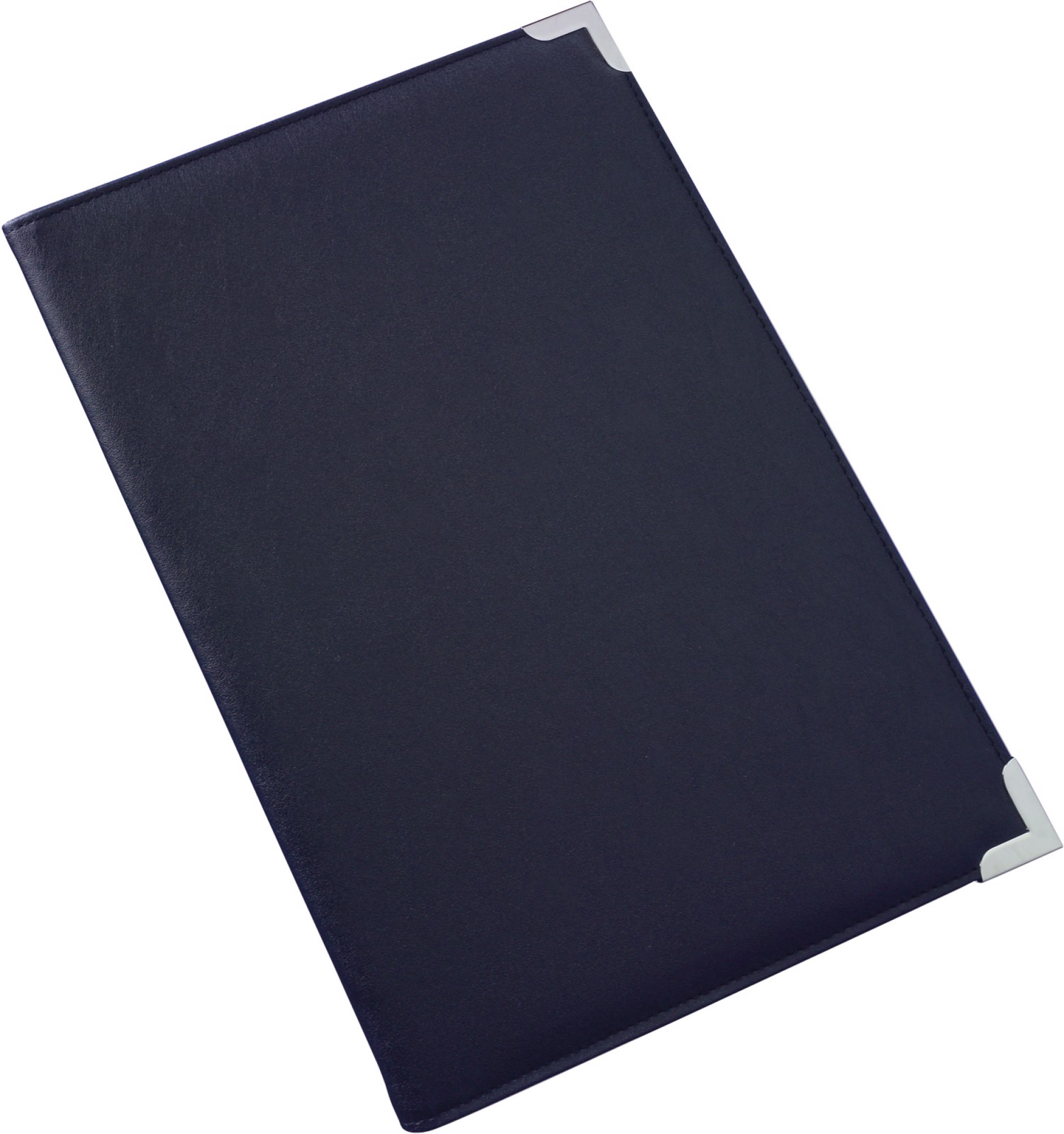 PU folder - Blue