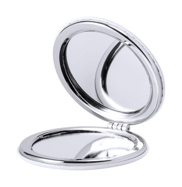 Oglindă De Buzunar Plumiax - Alb