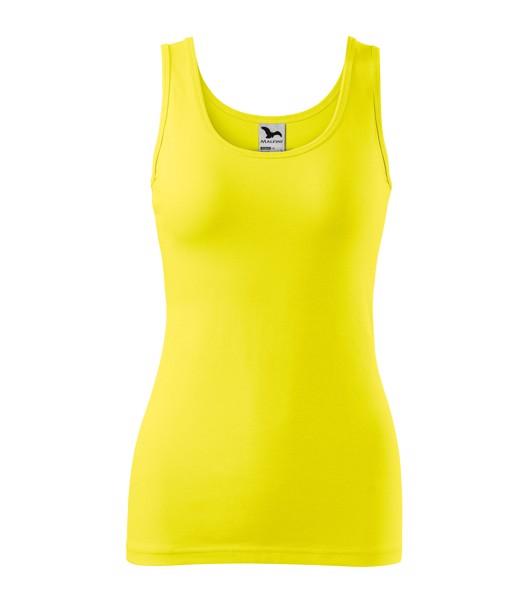 Tílko dámské Malfini Triumph - Citronová / 2XL