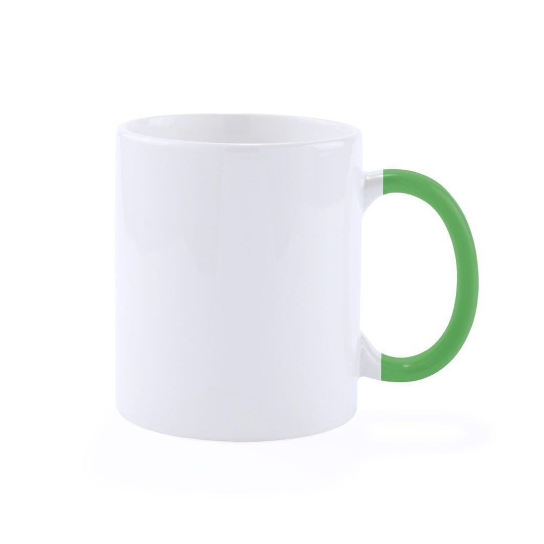 Chávena Plesik - Verde