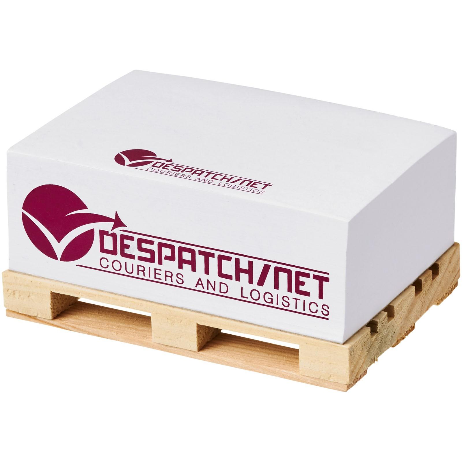 Poznámkový blok Block-Mate® 2B Pallet 120x80