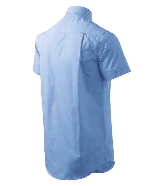 Košile pánská Malfini Chic - Nebesky Modrá / XL