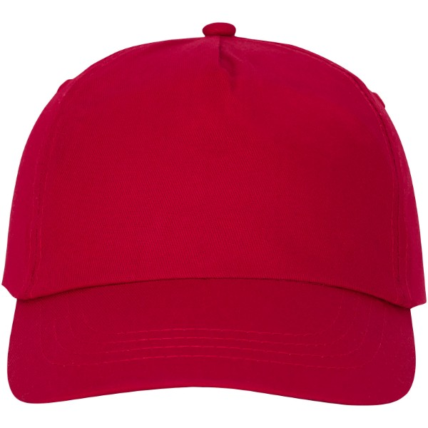 Feniks 5 panel cap - Red