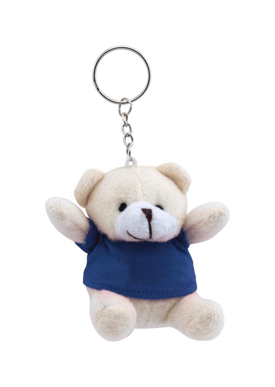 Breloc Teddy - Albastru