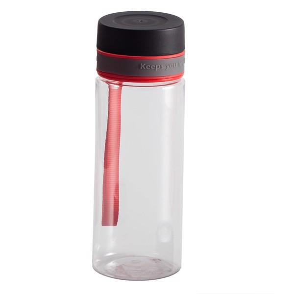 Bidon Austero 630 ml - Czerwony