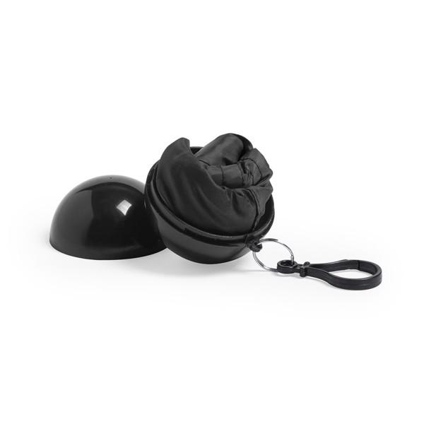 Keyring Hat Telco - Black