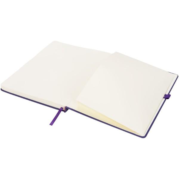 Rivista large notebook - Purple