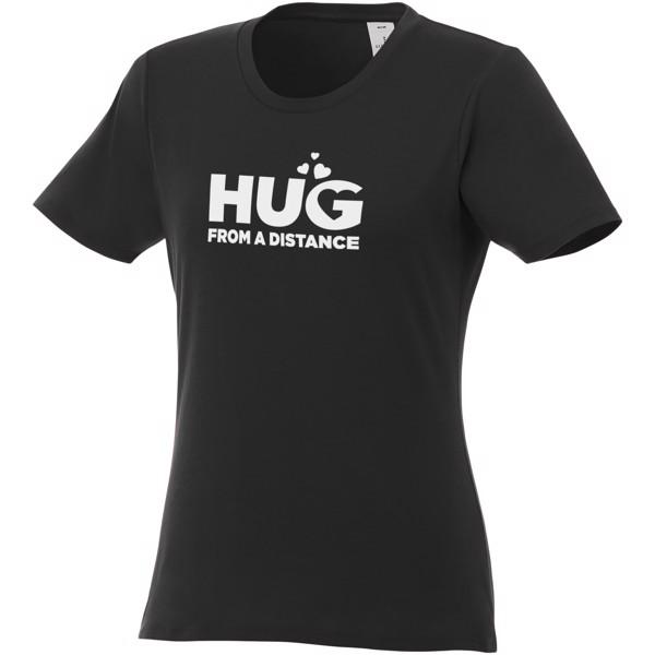 Heros short sleeve women's t-shirt - Solid black / XL