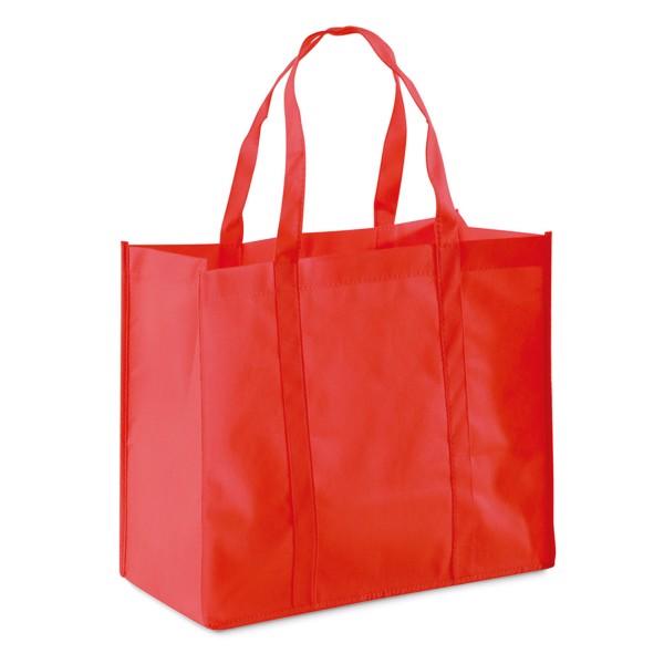 SHOPPER. Taška - Červená