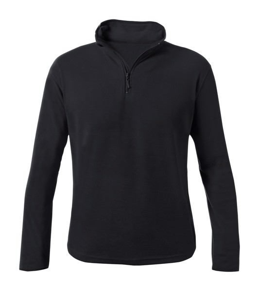 Hanorac Fleece Peyten - Negru / XXL