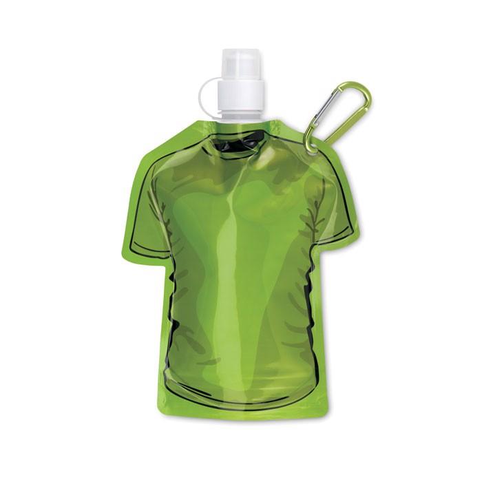 Butelka T-shirt Samy - zielony