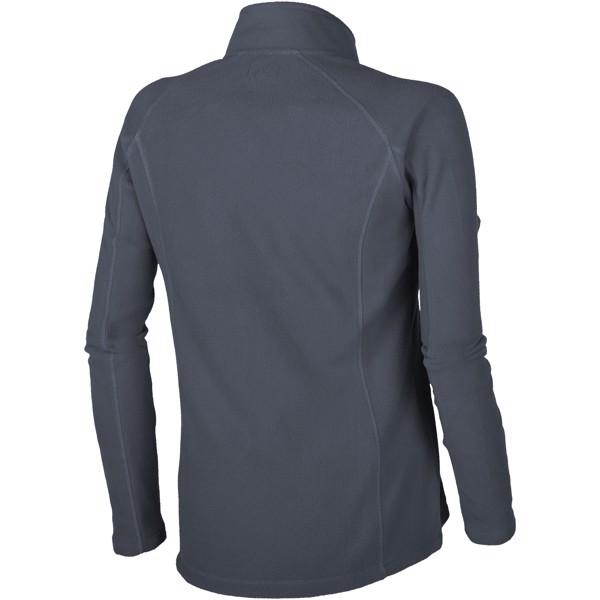 Rixford women's full zip fleece jacket - Storm grey / M