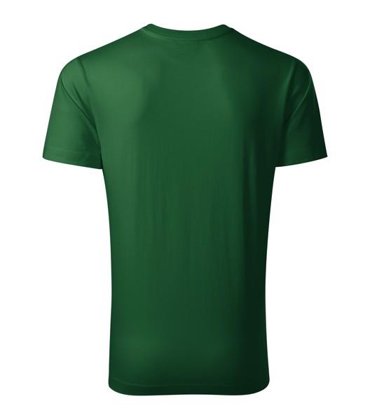 T-shirt men's Rimeck Resist heavy - Bottle Green / S