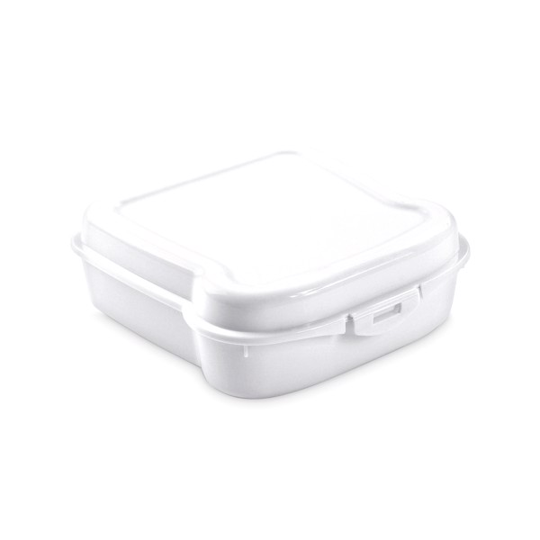 Sandwich Lunch Box Noix - White