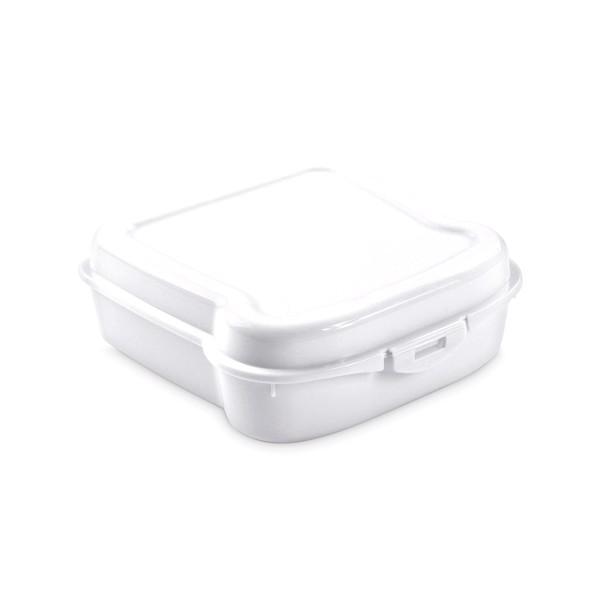 Fiambrera Sandwich Noix - Blanco