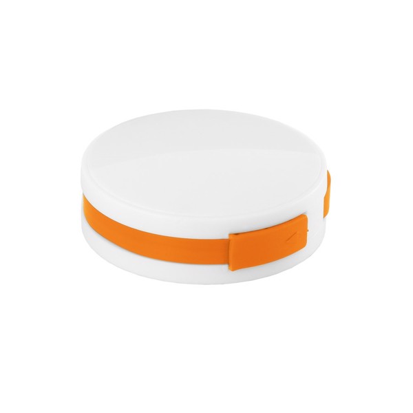GARDNER. Concentrador USB 2'0 - Naranja