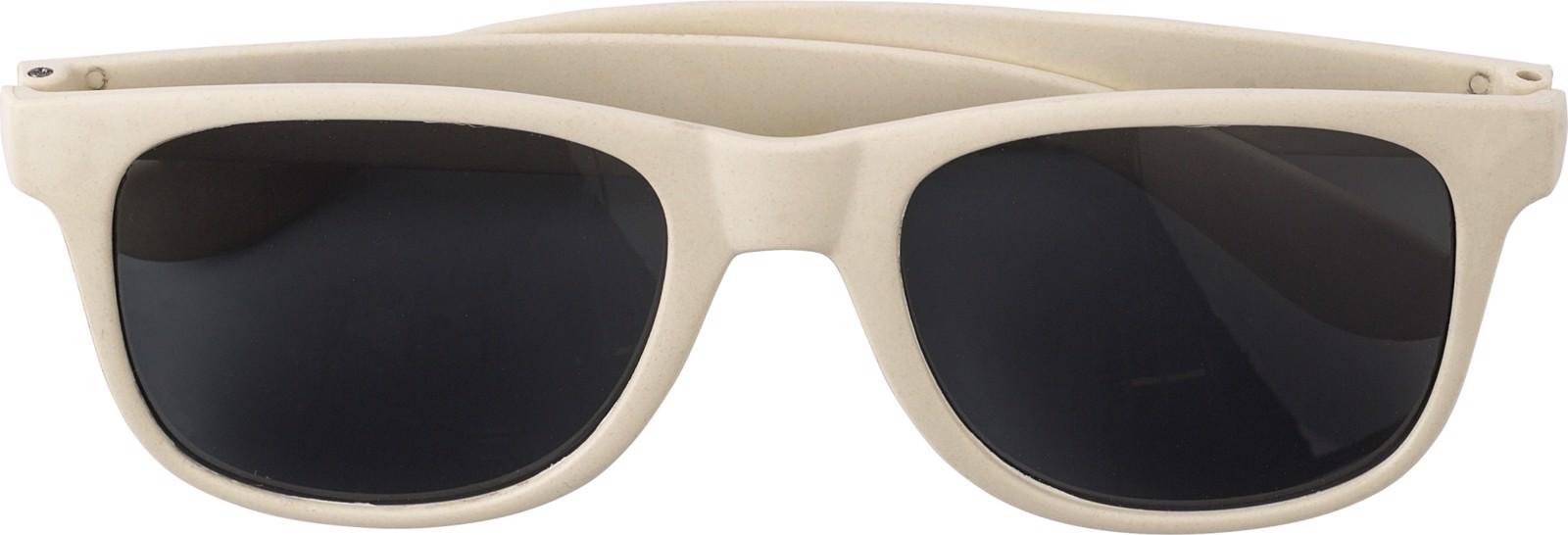 Gafas de fibra de bambú - Brown
