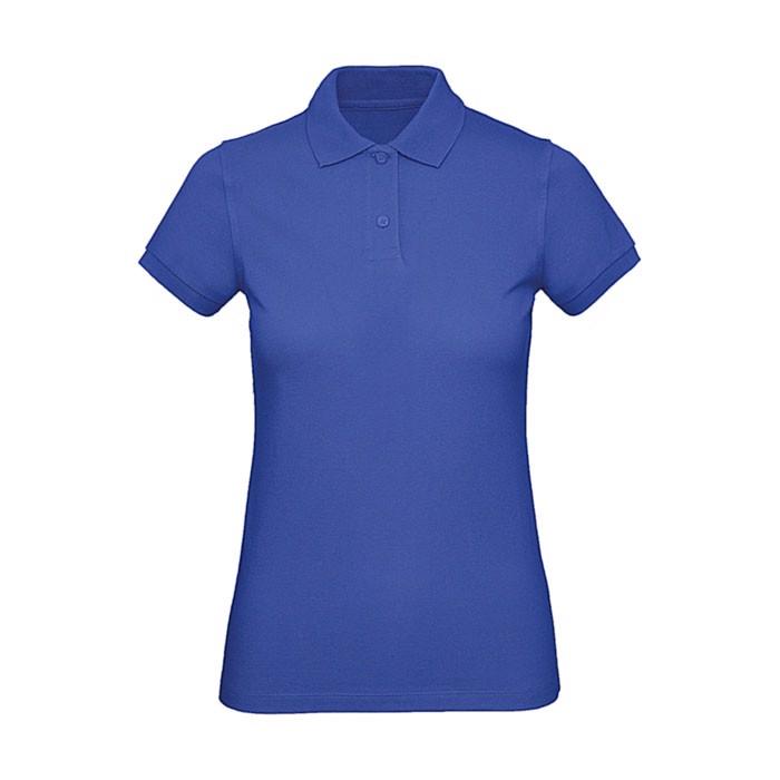 Polo women Poloshirt - Cobalt Blue / XS