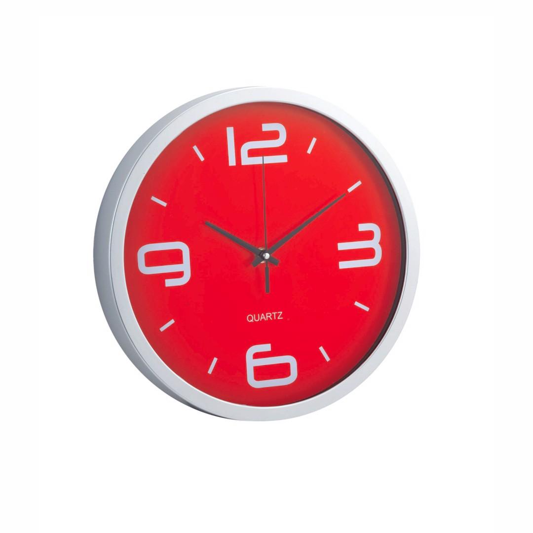 Reloj Cronos - Rojo