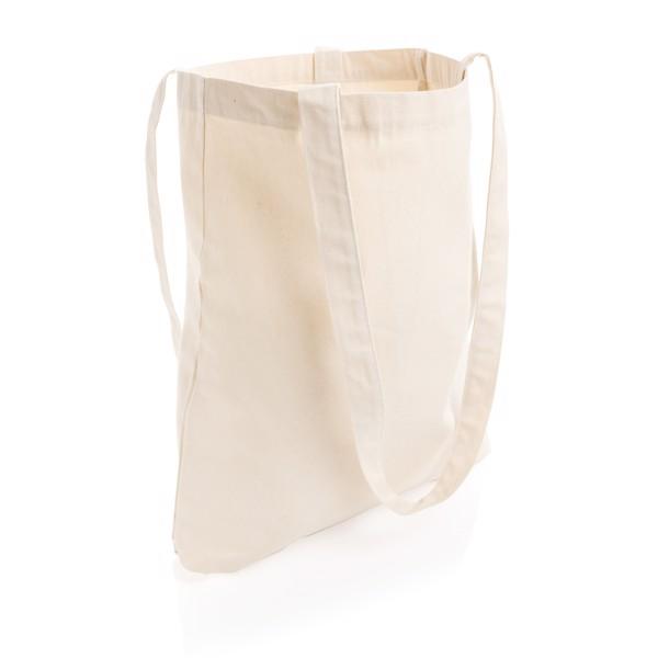 Taška Impact z recyklované bavlny AWARE™ - Bílá