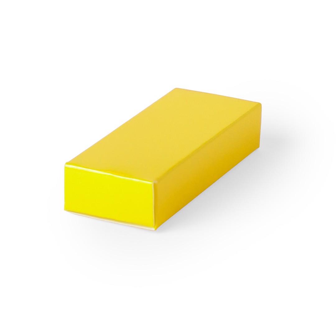 Estuche Presentación Hamlet - Amarillo
