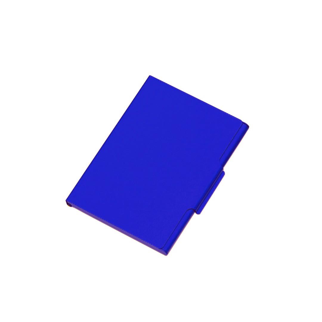 Estuche Tarjetas Digit - Azul