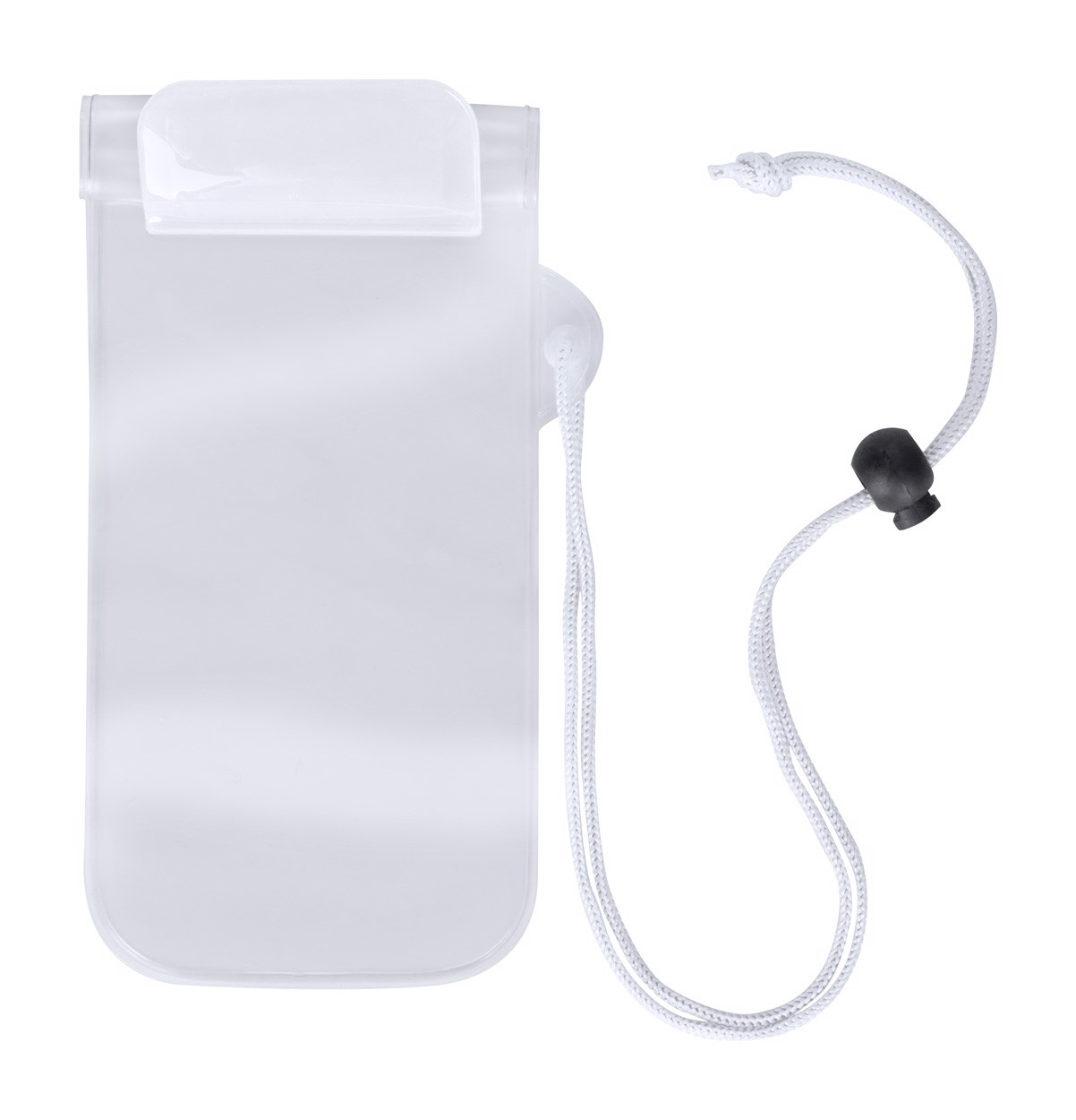 Saculet Waterpro - Alb / Transparent