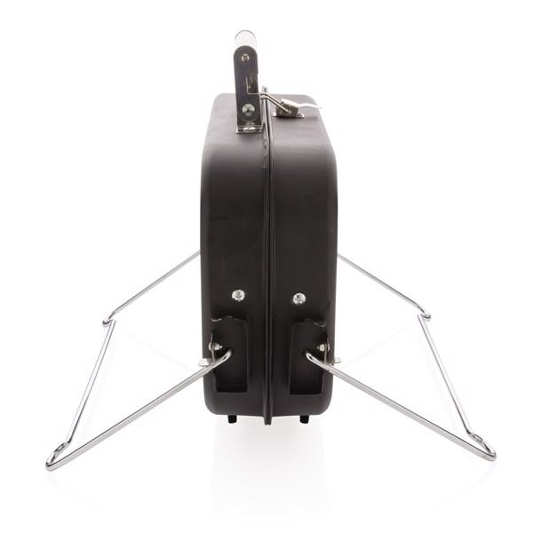 Přenosný gril v kufříku