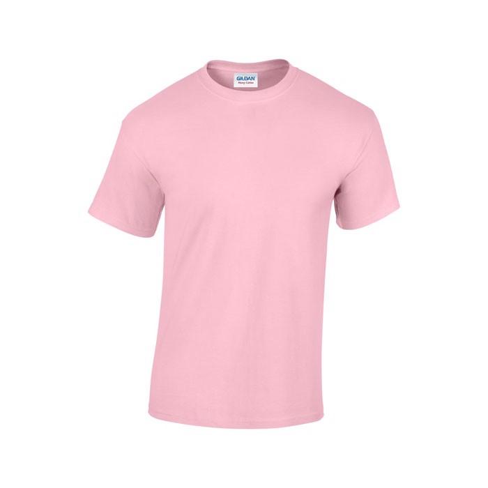 Tlusté tričko 185 g/m² Heavy T-Shirt 5000 - Light Pink / XXL