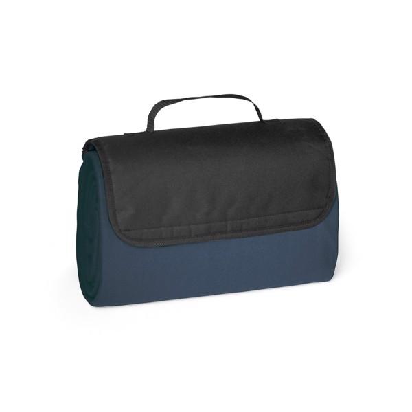 RILEY. Polar blanket 180 g/m² - Blue