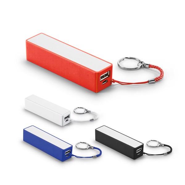 GIBBS. Portable battery 2.000 mAh
