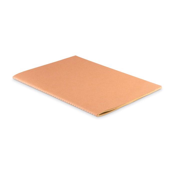 DIN A4 Notizbuch mit Pappcover Paper Book
