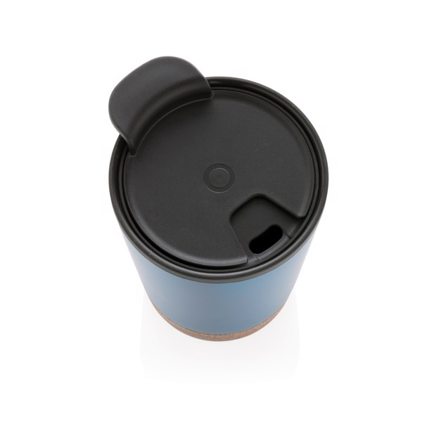 Parafa kávés ivópohár - Kék