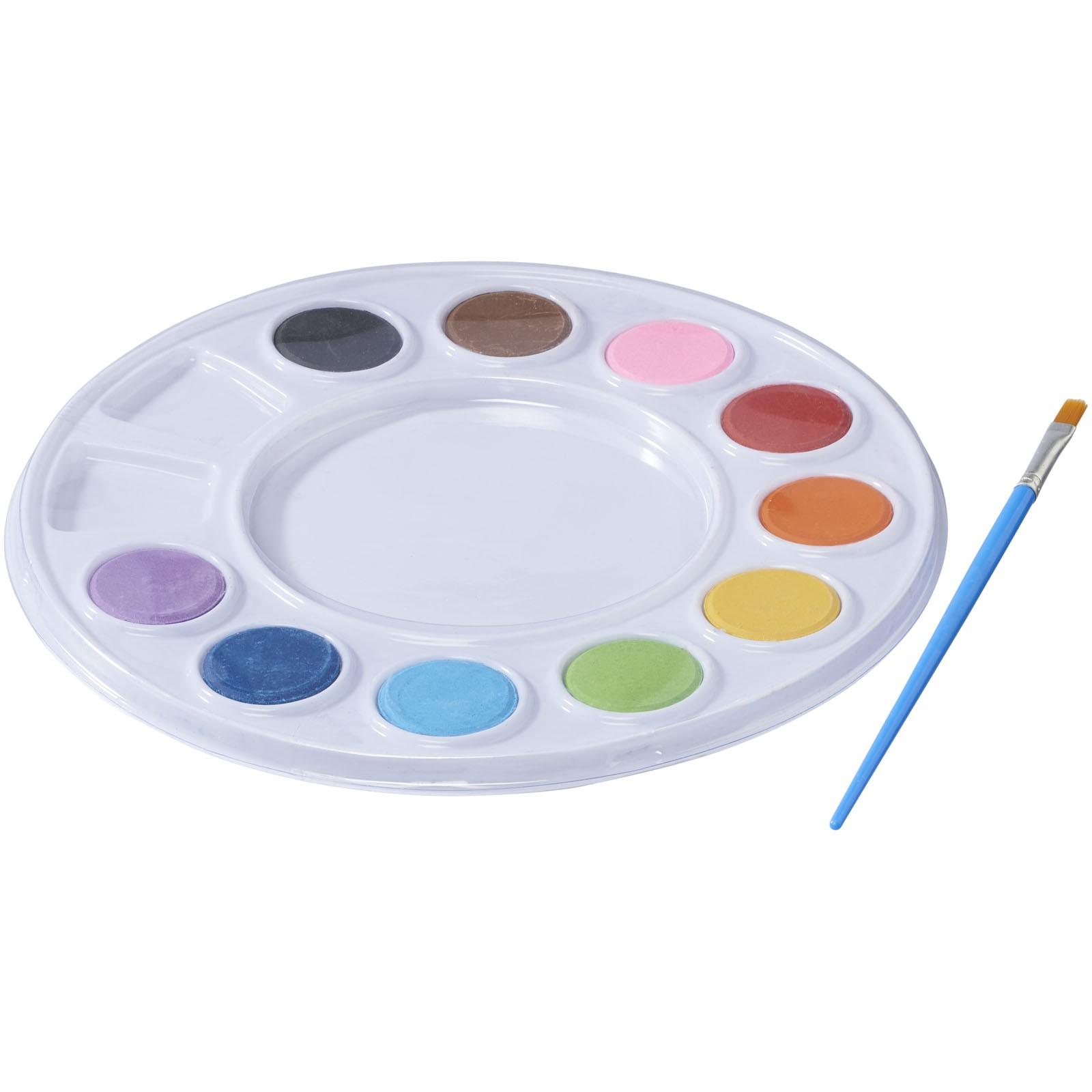 Splash sada vodových barev