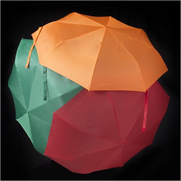 """21,5"""" deštník Alex s automatickým otvíráním/skládáním - Zelená"""