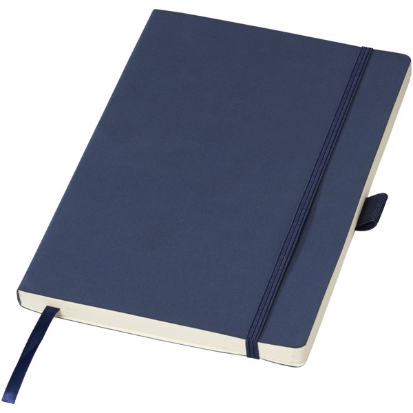 Revello A5 Soft Cover Notizbuch - Dunkelblau