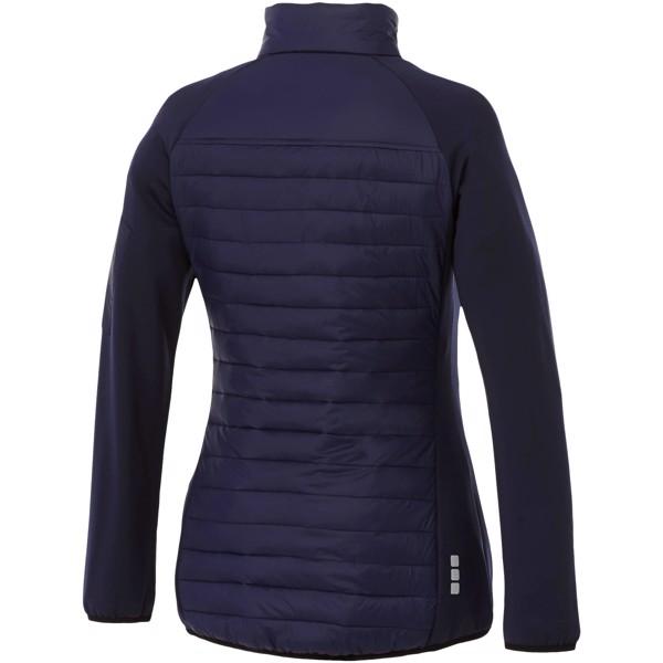Banff hybrid insulated ladies jacket - Navy / XS