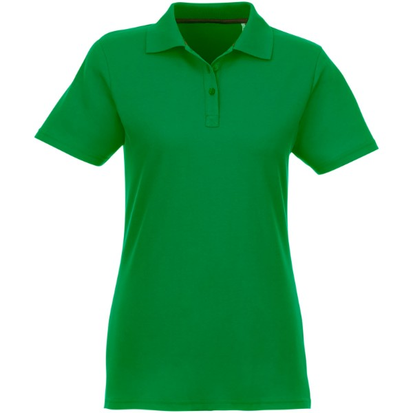 Helios short sleeve women's polo - Fern Green / XL