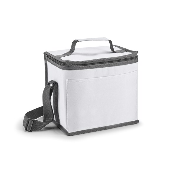SINGAPORE. Cooler bag 9 L - White